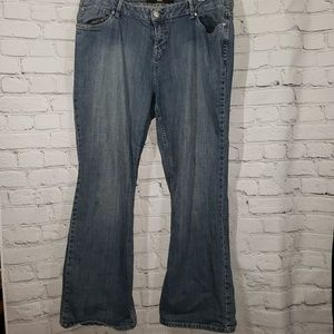 Mossimo bootcut Jeans size 22w